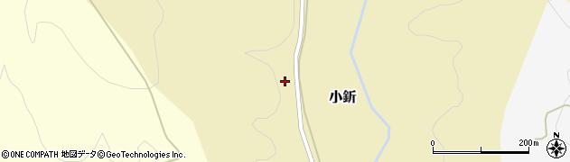 山形県西村山郡大江町小釿33周辺の地図