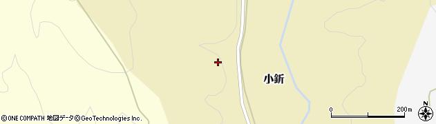 山形県西村山郡大江町小釿28周辺の地図