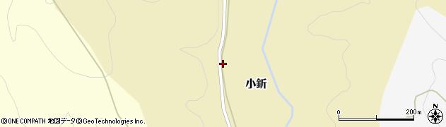 山形県西村山郡大江町小釿142周辺の地図