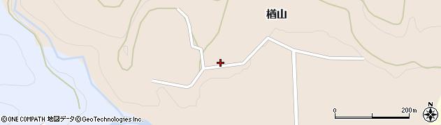 山形県西村山郡大江町楢山122周辺の地図