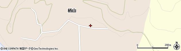 山形県西村山郡大江町楢山310周辺の地図