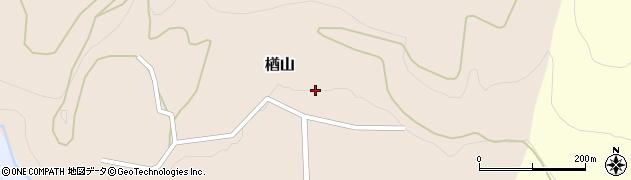 山形県西村山郡大江町楢山333周辺の地図