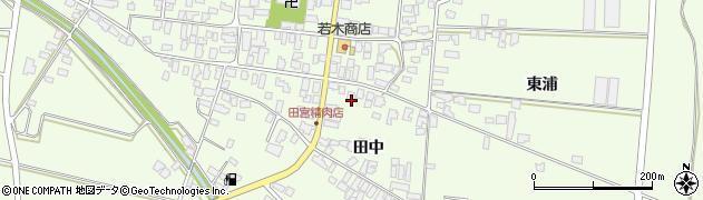 山形県西村山郡河北町溝延436周辺の地図