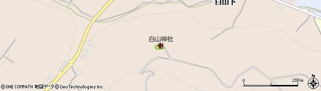山形県寒河江市谷沢1754周辺の地図