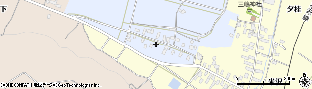 山形県寒河江市清助新田461周辺の地図