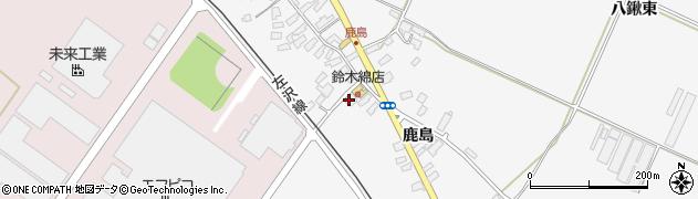 山形県寒河江市八鍬1049周辺の地図