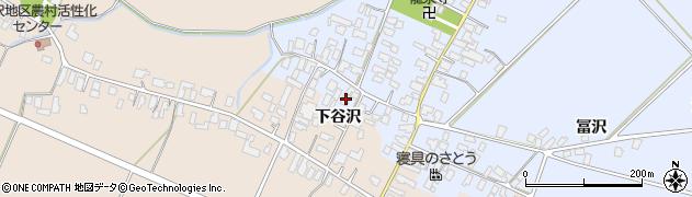 山形県寒河江市清助新田19周辺の地図