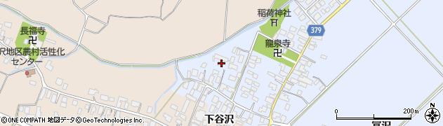 山形県寒河江市清助新田11周辺の地図