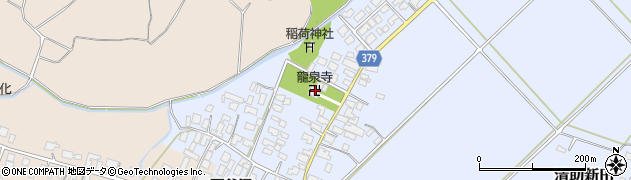 山形県寒河江市清助新田30周辺の地図