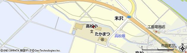 山形県寒河江市米沢643周辺の地図