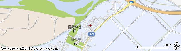 山形県寒河江市清助新田69周辺の地図