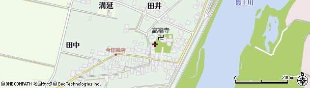 山形県西村山郡河北町田井37周辺の地図