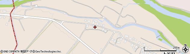 山形県寒河江市谷沢1422周辺の地図