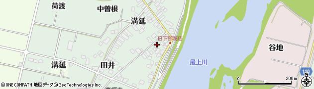山形県西村山郡河北町田井173周辺の地図
