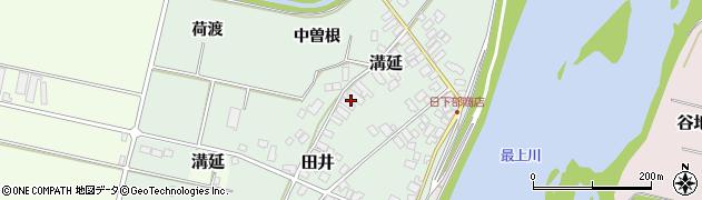 山形県西村山郡河北町田井132周辺の地図