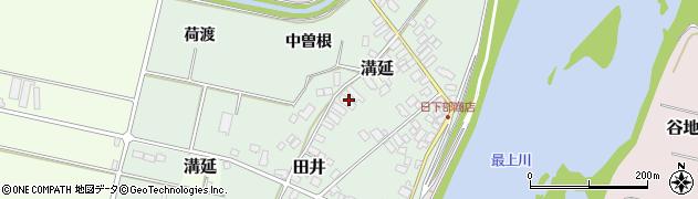 山形県西村山郡河北町田井131周辺の地図