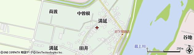 山形県西村山郡河北町田井中曽根192周辺の地図