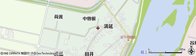 山形県西村山郡河北町田井中曽根206周辺の地図