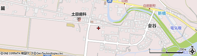 山形県寒河江市白岩1302周辺の地図