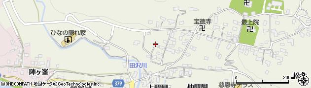 山形県寒河江市慈恩寺330周辺の地図