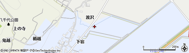 山形県寒河江市日和田1009周辺の地図
