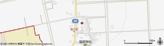 山形県西村山郡河北町西里794周辺の地図