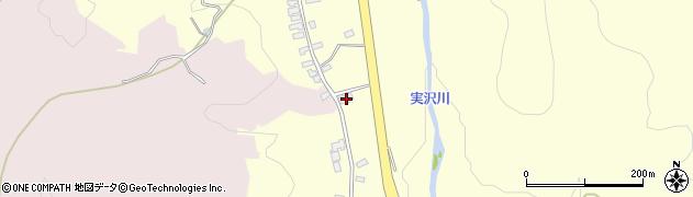 山形県寒河江市留場3周辺の地図