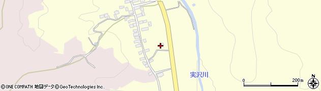 山形県寒河江市留場28周辺の地図