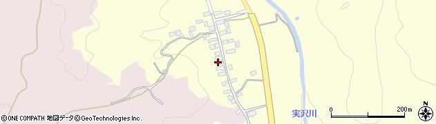 山形県寒河江市留場63周辺の地図