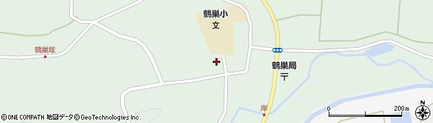 智光院周辺の地図