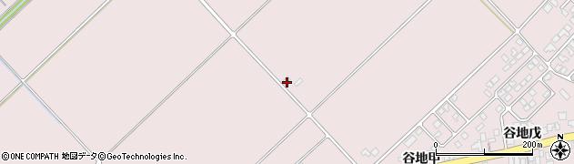 山形県西村山郡河北町谷地十二堂170周辺の地図