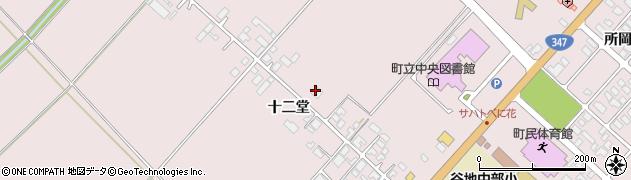 山形県西村山郡河北町谷地十二堂432周辺の地図