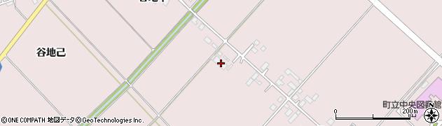 山形県西村山郡河北町谷地十二堂287周辺の地図