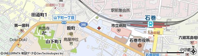 ライヴスポットオンエア周辺の地図