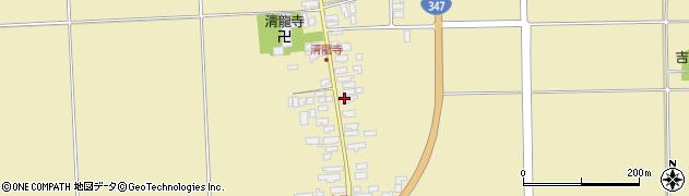 山形県西村山郡河北町吉田108周辺の地図