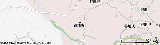 山形県西村山郡河北町谷地庚1180周辺の地図
