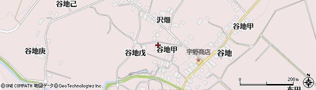 山形県西村山郡河北町谷地戊1189周辺の地図