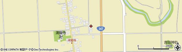 山形県西村山郡河北町吉田1755周辺の地図