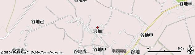 山形県西村山郡河北町谷地戊904周辺の地図