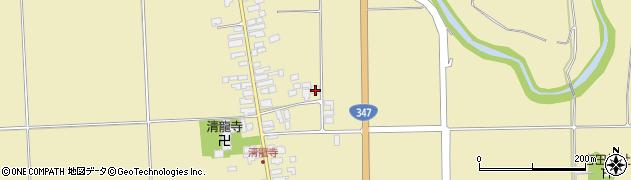山形県西村山郡河北町吉田687周辺の地図