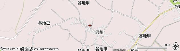 山形県西村山郡河北町谷地乙1138周辺の地図