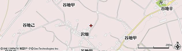 山形県西村山郡河北町谷地戊1273周辺の地図