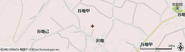 山形県西村山郡河北町谷地戊1275周辺の地図