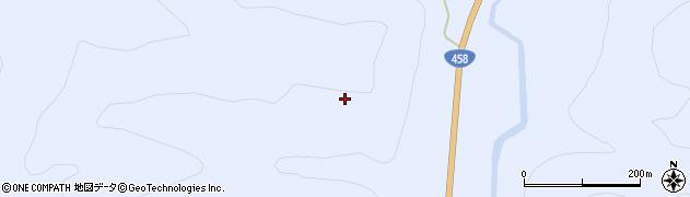 山形県寒河江市幸生笈合周辺の地図