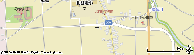 山形県西村山郡河北町吉田359周辺の地図