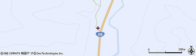 山形県寒河江市幸生185周辺の地図