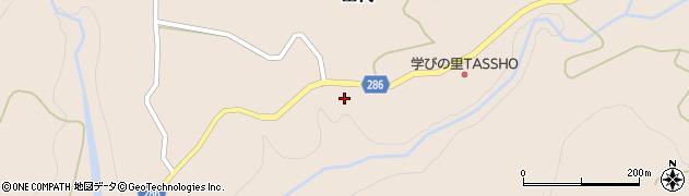 山形県寒河江市田代355周辺の地図
