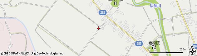 山形県西村山郡河北町岩木3276周辺の地図
