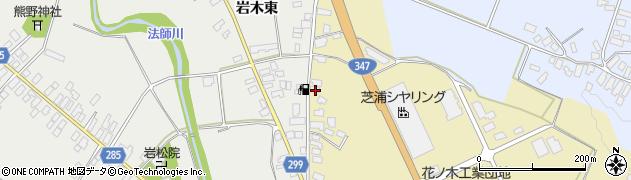 山形県西村山郡河北町吉田1269周辺の地図