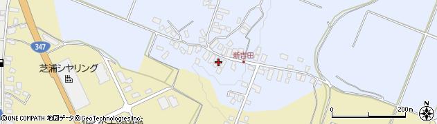 山形県西村山郡河北町新吉田14周辺の地図